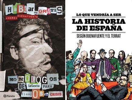'Hablar es gratis' + 'Lo que vendría a ser la Historia de España'