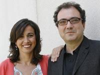 Lidia Heredia i Toni Martínez
