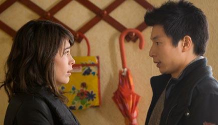 Nieves y Kim Ki