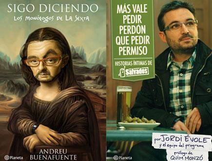 Andreu Buenafuente & Jordi Évole