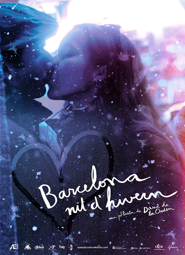 'Barcelona, nit d'hivern'