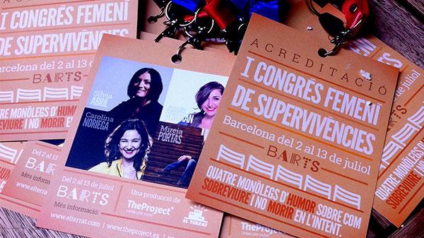 I Congrés Femení de Supervivències