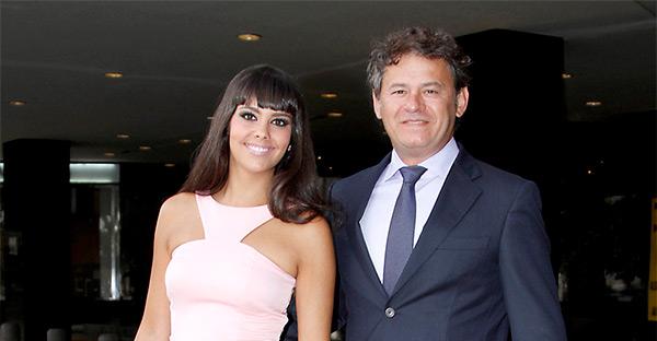 Cristina Pedroche y Miki Nadal