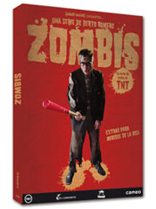 'Zombis' en DVD