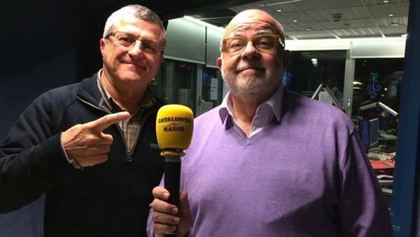Àlex Gorina i Jaume Figueras