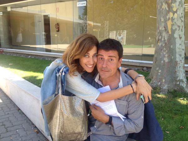 Helena García Melero i Espartac Peran