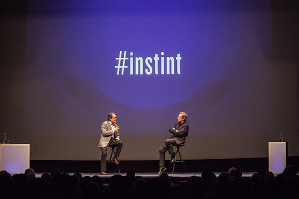 INSTINT: Artur Mas + Iñaki Gabilondo