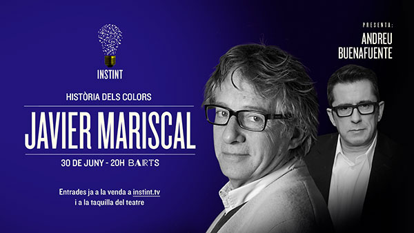 INSTINT: Javier Mariscal + Andreu Buenafuente