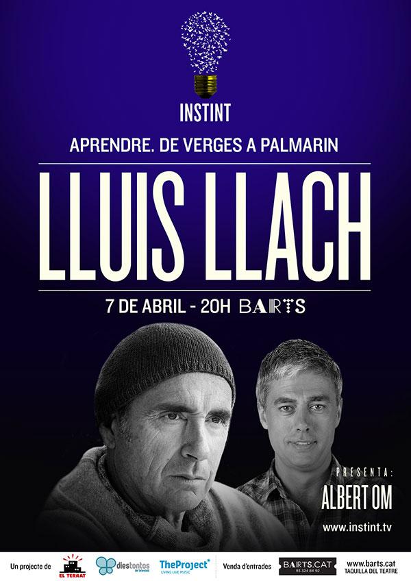 INSTINT: Lluís Llach + Albert Om