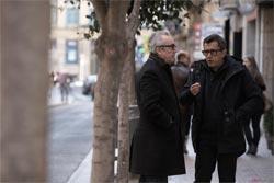 Juan José Millás y Andreu Buenafuente