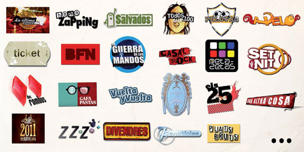 100 producciones para televisión