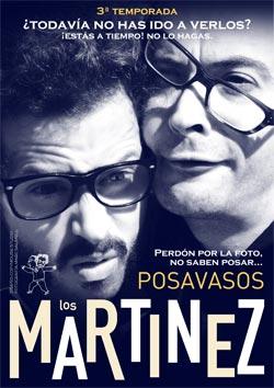 Los Martínez - Posavasos