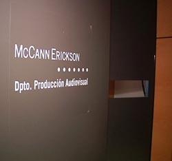 McCann en 'Mundo oficina'