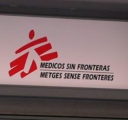 Medicos Sin Fronteras en 'Mundo oficina'