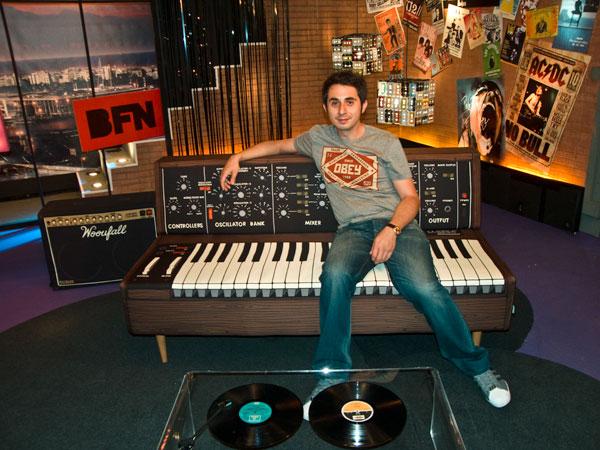 Berto Romero en el 'nuevo sumario' de BFN