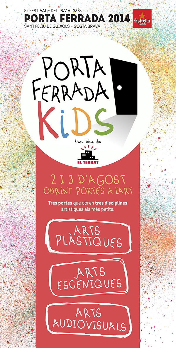 Porta Ferrada Kids