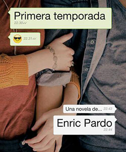 'Primera temporada' de Enric Pardo