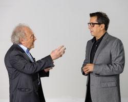 Eduard Punset i Andreu Buenafuente