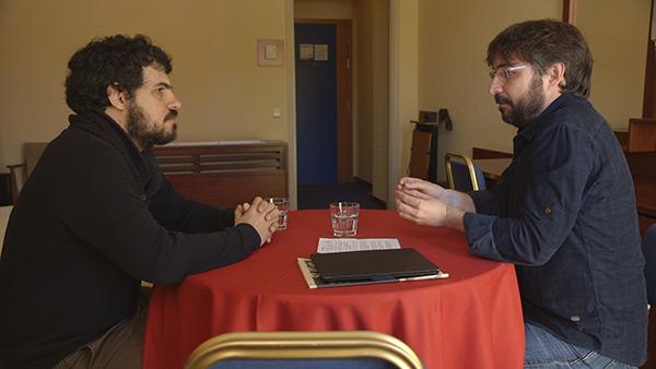 Jordi Évole y Enric Duran