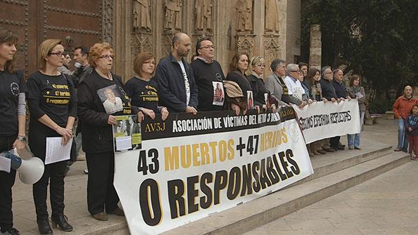 'Salvados' y el accidente de metro de Valencia de 2006