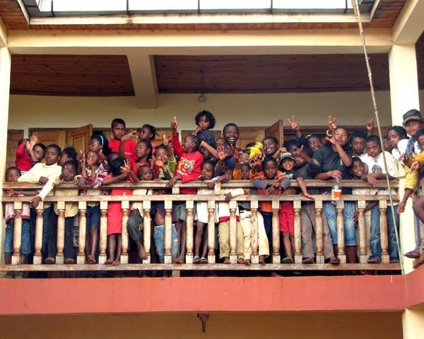 """El éxito de la ilusión """"Queremos una escuela en Madagascar"""""""