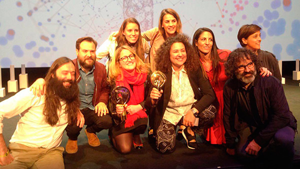 #Cinergía - Premios Sol