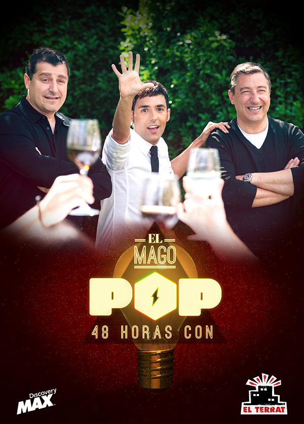 El mago pop: 48 horas con