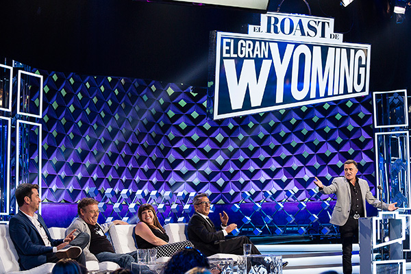 El Roast de El Gran Wyoming