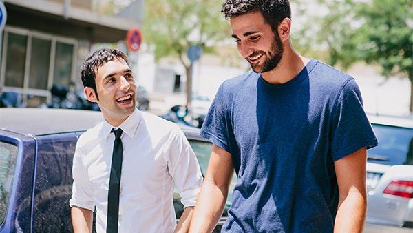 Antonio Díaz y Ricky Rubio