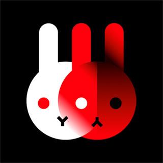 'White Rabbit Red Rabbit'