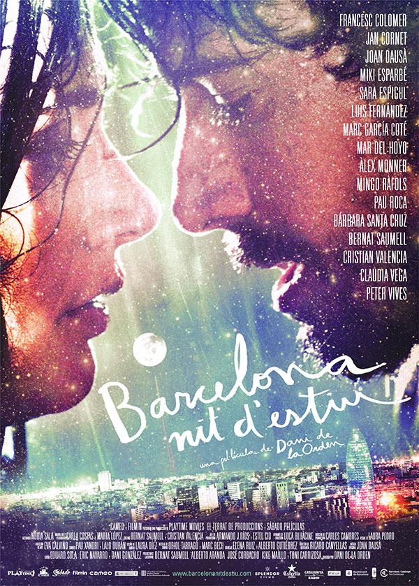 'Barcelona, nit d'estiu'