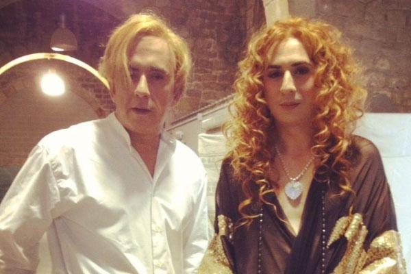 Andreu y Berto protagonizan su propia versión de 'Titanic'