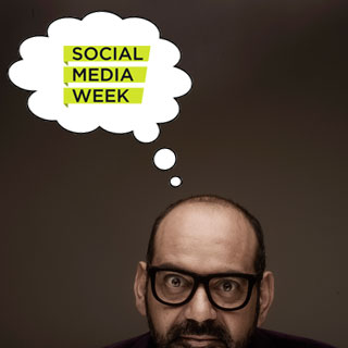 Jose Corbacho en el Social Media Week
