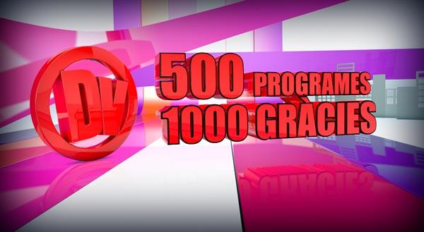 DV - 500 programes