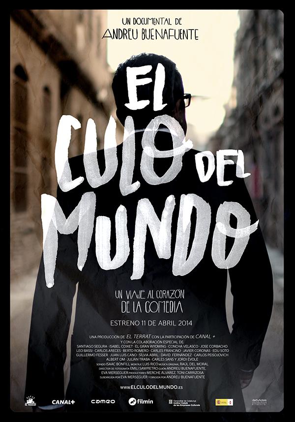 'El culo del mundo' de Andreu Buenafuente