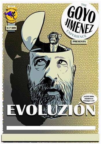 'Evoluzión' de Goyo Jiménez