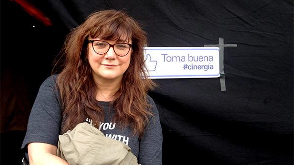 Isabel Coixet (Foto: Mia Font)