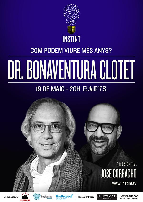 INSTINT: Bonaventura Clotet + Jose Corbacho