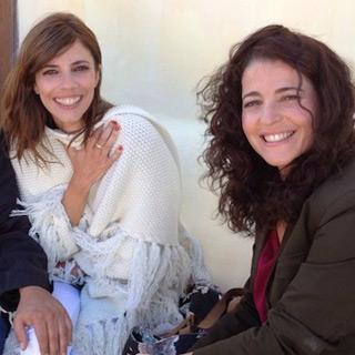 Maribel Verdú y Nora Navas