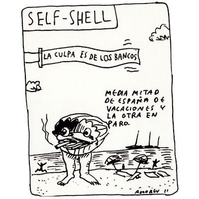 Self Shell 2
