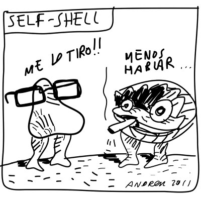 Self Shell 4