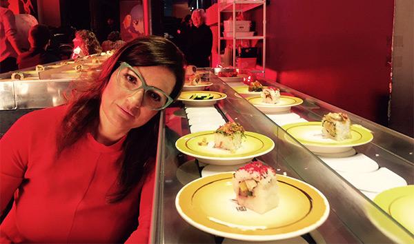 Silvia Abril (Foto: Isabel Coixet)