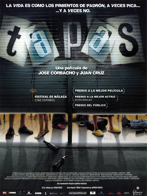 'Tapas' de Jose Corbacho y Juan Cruz