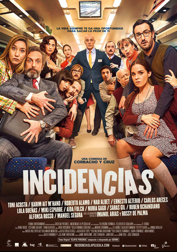 'Incidencias'