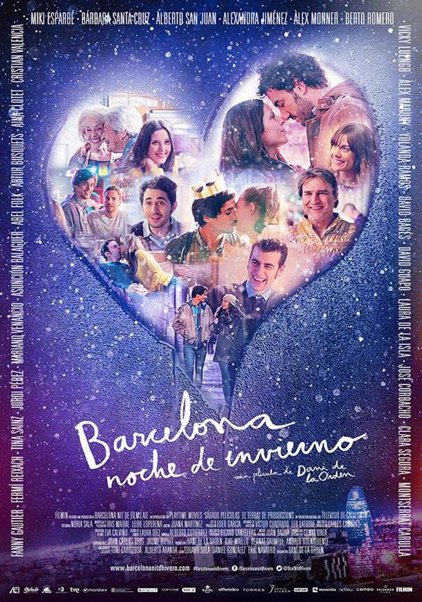'Barcelona, noche de invierno'