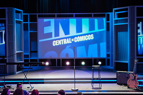 'Central de Cómicos'