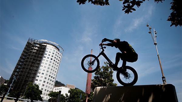 'Be bike'