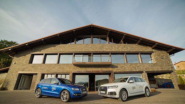 Audi y El Terrat
